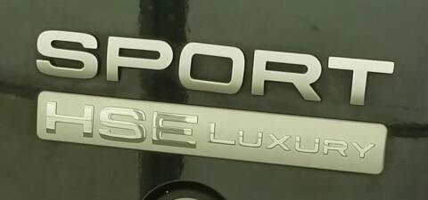 2011 Land Rover Range Rover Sport for sale at Rolfs Auto Sales in Summit NJ