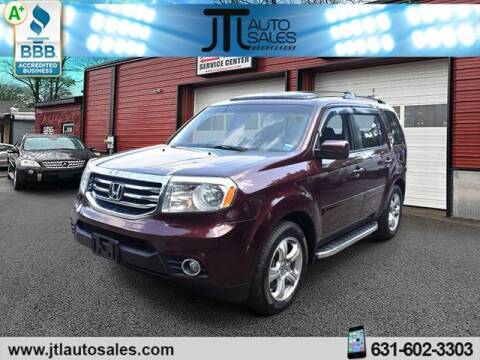 2015 Honda Pilot for sale at JTL Auto Inc in Selden NY