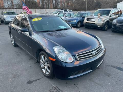 2006 Infiniti G35 for sale at Auto Revolution in Charlotte NC