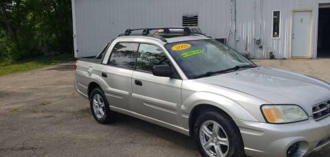 2005 Subaru Baja for sale at Superior Motors in Mount Morris MI