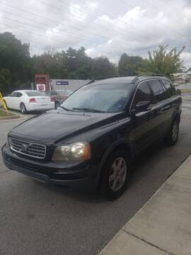 2007 Volvo XC90 for sale at Credit Cars LLC in Lawrenceville GA
