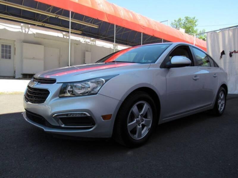 2016 Chevrolet Cruze Limited for sale in Edison, NJ