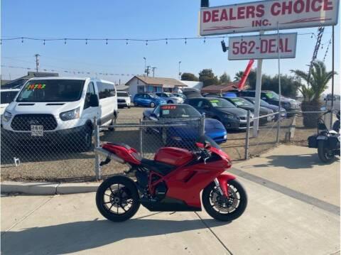 2013 Ducati 848 EVO Super Bike for sale at Dealers Choice Inc in Farmersville CA