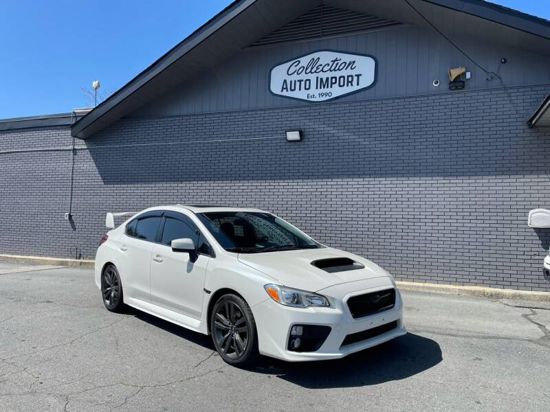 2016 Subaru WRX for sale at Collection Auto Import in Charlotte NC