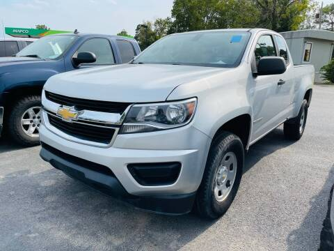 2018 Chevrolet Colorado for sale at BRYANT AUTO SALES in Bryant AR