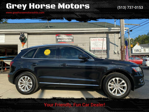 2013 Audi Q5 for sale at Grey Horse Motors in Hamilton OH