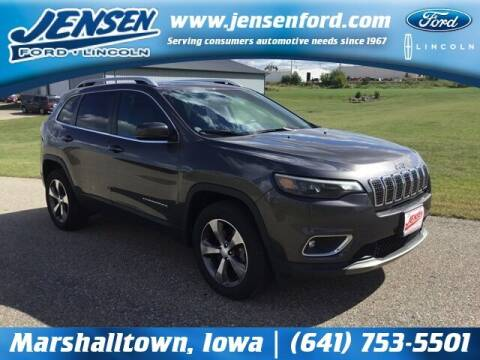2019 Jeep Cherokee for sale at JENSEN FORD LINCOLN MERCURY in Marshalltown IA