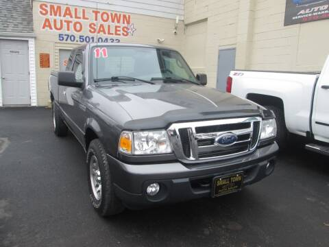 2011 Ford Ranger for sale at Small Town Auto Sales in Hazleton PA