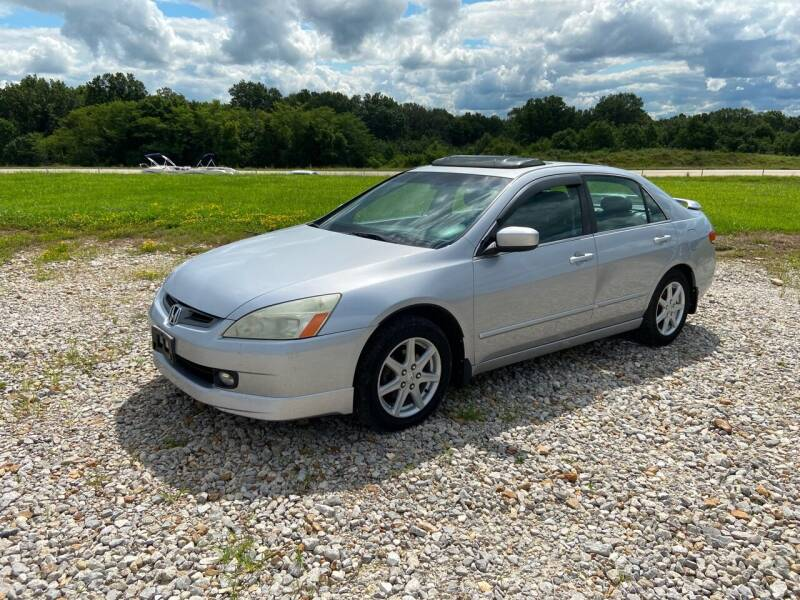 2004 Honda Accord for sale at Ken's Auto Sales & Repairs in New Bloomfield MO