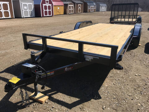 2021 zRettig 20ft Flatbed for sale at Greg's Auto Sales in Searsport ME