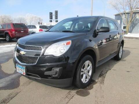 2012 Chevrolet Equinox for sale at SCHULTZ MOTORS in Fairmont MN