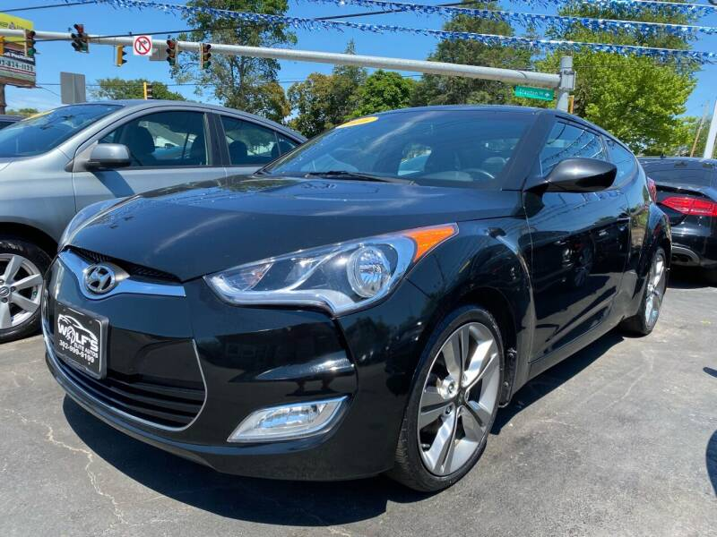 2016 Hyundai Veloster for sale at WOLF'S ELITE AUTOS in Wilmington DE