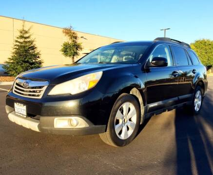 2010 Subaru Outback for sale at 707 Motors in Fairfield CA