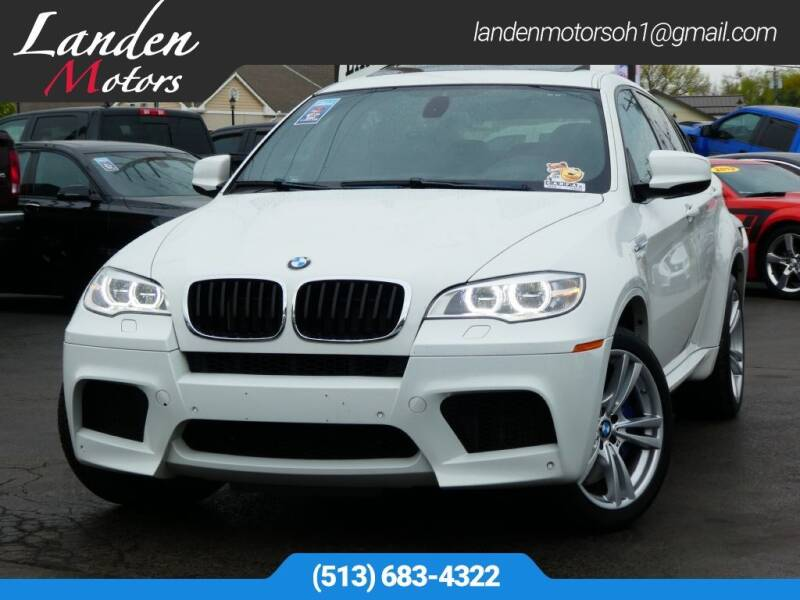2014 BMW X6 M for sale in Loveland, OH