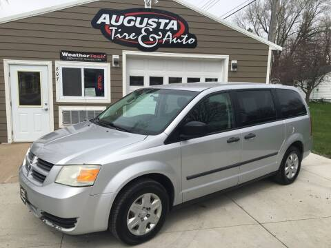 2008 Dodge Grand Caravan for sale at Augusta Tire & Auto in Augusta WI