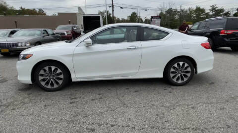 2013 Honda Accord for sale at Matrone and Son Auto in Tallman NY