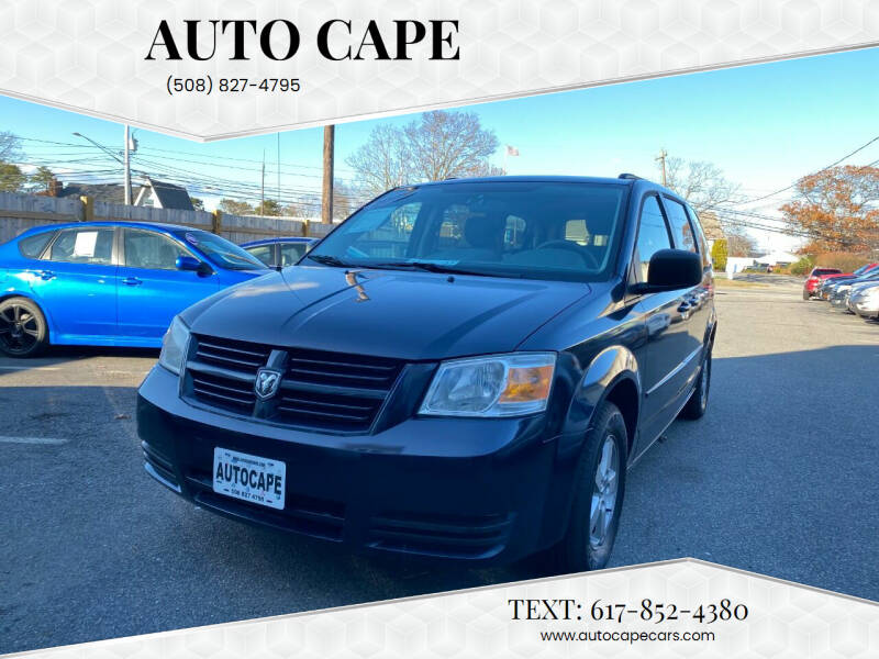 2009 Dodge Grand Caravan for sale at Auto Cape in Hyannis MA