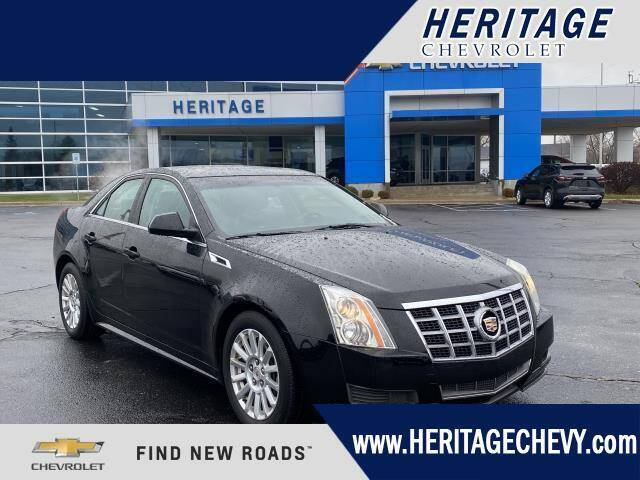2011 Cadillac CTS for sale at HERITAGE CHEVROLET INC in Creek MI