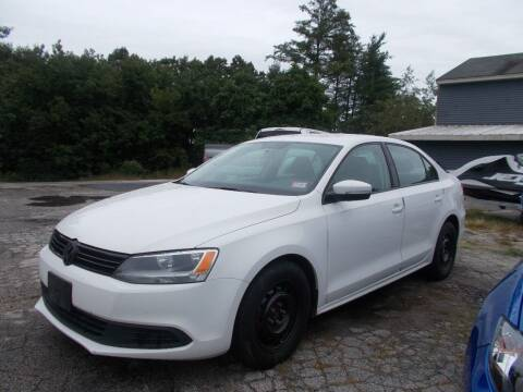 2011 Volkswagen Jetta for sale at Manchester Motorsports in Goffstown NH