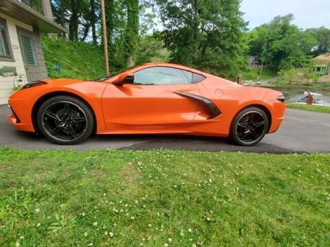 2021 Chevrolet Corvette for sale at American Muscle in Schuylerville NY