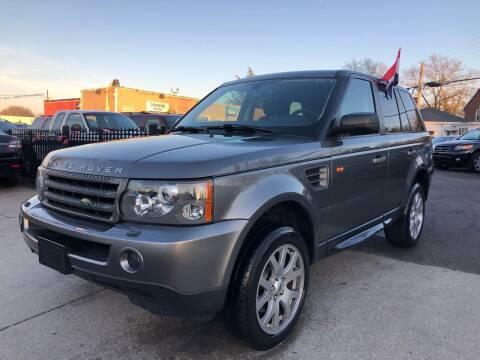 2008 Land Rover Range Rover Sport for sale at Crestwood Auto Center in Richmond VA
