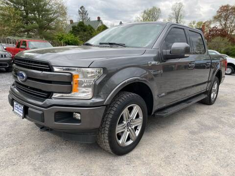 2018 Ford F-150 for sale at SETTLE'S CARS & TRUCKS in Flint Hill VA