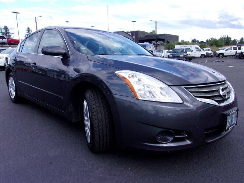 2010 Nissan Altima for sale at Delta Auto Sales in Milwaukie OR