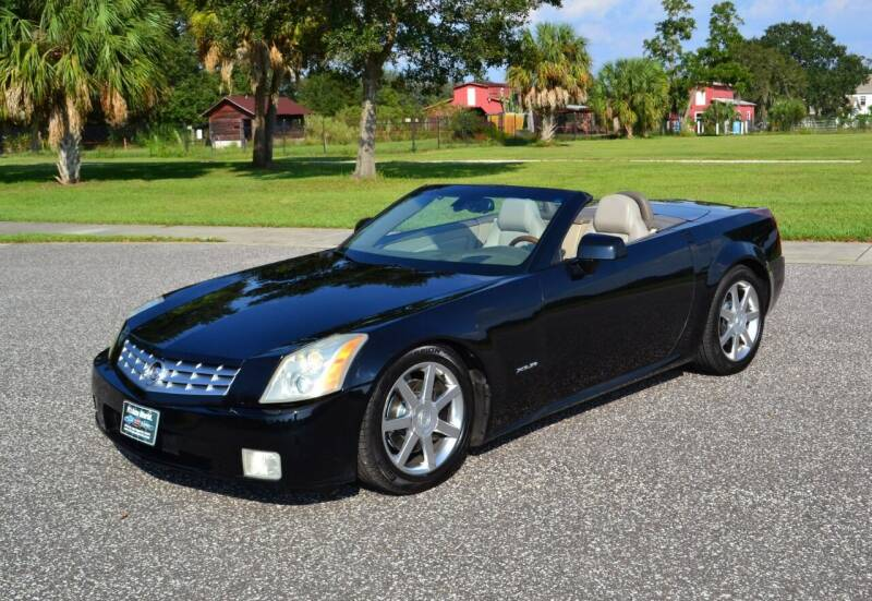 2005 Cadillac XLR for sale at P J'S AUTO WORLD-CLASSICS in Clearwater FL