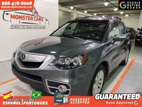 2012 Acura RDX for sale at Monster Cars in Pompano Beach FL