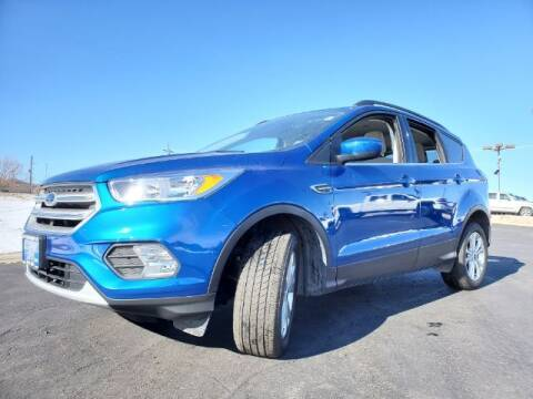 2018 Ford Escape for sale at Lakeside Auto Brokers in Colorado Springs CO