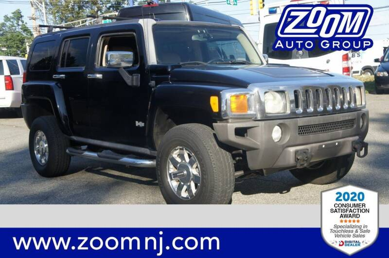 2007 HUMMER H3 for sale at Zoom Auto Group in Parsippany NJ