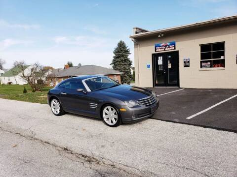 2004 Chrysler Crossfire for sale at Hackler & Son Used Cars in Red Lion PA
