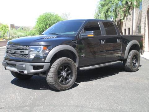 2013 Ford F-150 for sale at COPPER STATE MOTORSPORTS in Phoenix AZ