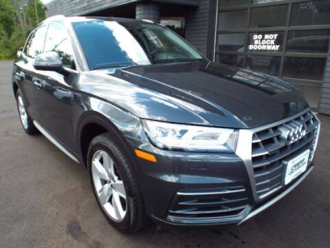 2018 Audi Q5 for sale at Carena Motors in Twinsburg OH