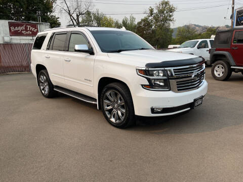 2015 Chevrolet Tahoe for sale at City Center Cars and Trucks in Roseburg OR