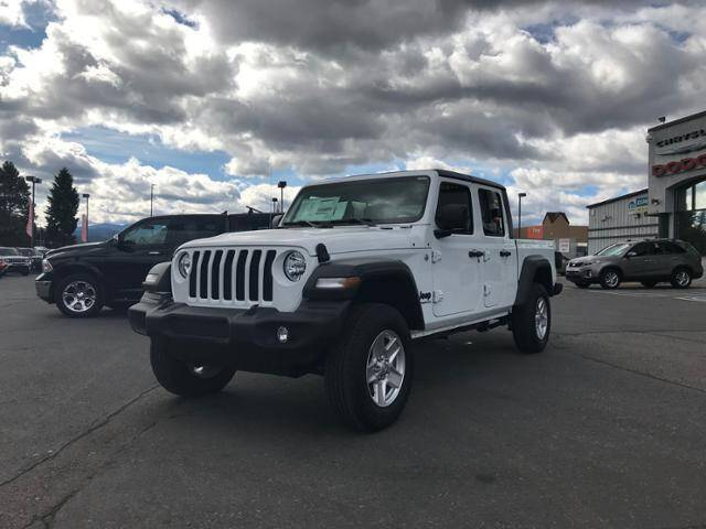 2020 Jeep Gladiator for sale in Butte, MT