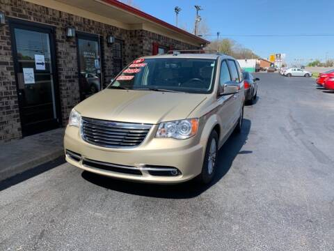 2011 Chrysler Town and Country for sale at Smyrna Auto Sales in Smyrna TN