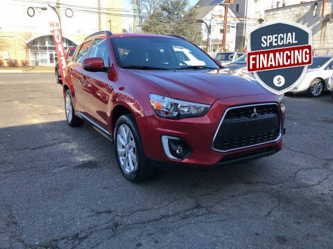 2015 Mitsubishi Outlander Sport for sale at 103 Auto Sales in Bloomfield NJ