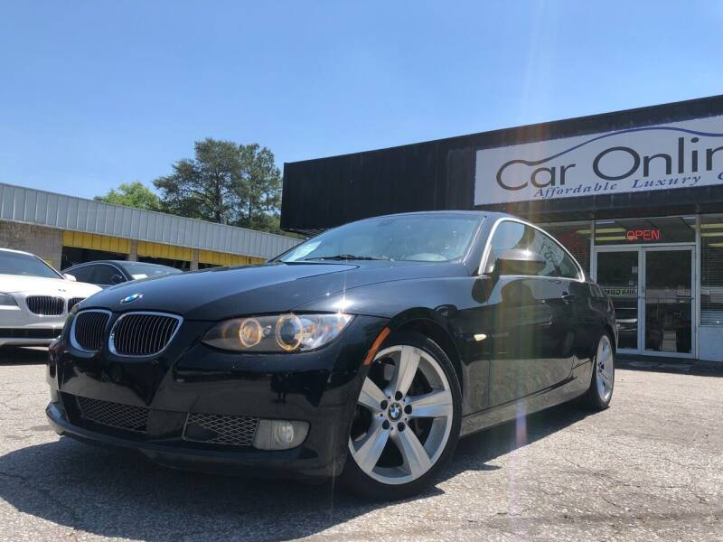 2008 BMW 3 Series for sale at Car Online in Roswell GA