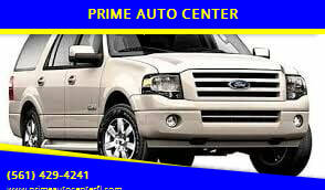2012 Ford Expedition EL for sale at PRIME AUTO CENTER in Palm Springs FL