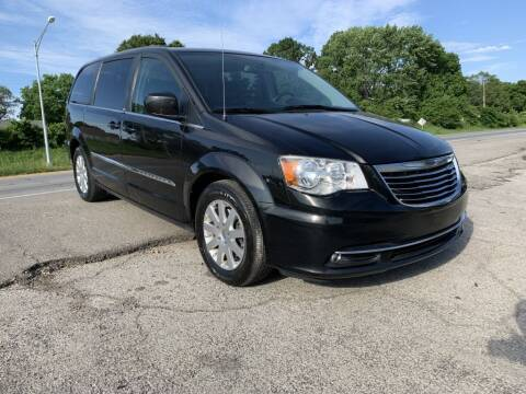 2014 Chrysler Town and Country for sale at InstaCar LLC in Independence MO
