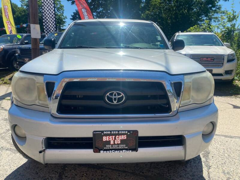 2007 Toyota Tacoma for sale at Best Cars R Us in Plainfield NJ