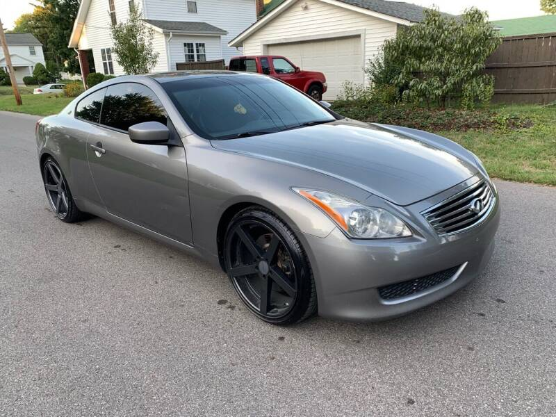 2008 Infiniti G37 for sale at Via Roma Auto Sales in Columbus OH