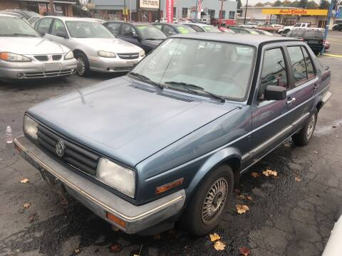 1988 Volkswagen Jetta for sale at American Dream Motors in Everett WA