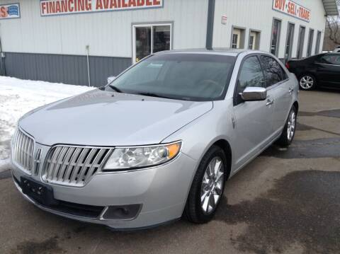 2010 Lincoln MKZ for sale at Steves Auto Sales in Cambridge MN