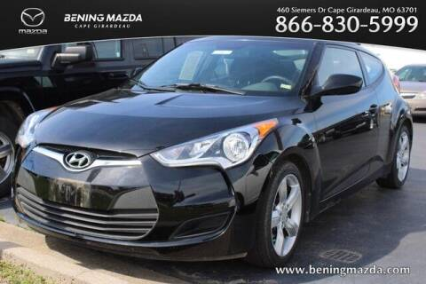 2015 Hyundai Veloster for sale at Bening Mazda in Cape Girardeau MO