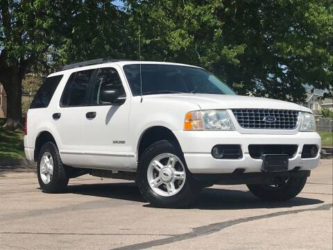 2005 Ford Explorer for sale at Used Cars and Trucks For Less in Millcreek UT