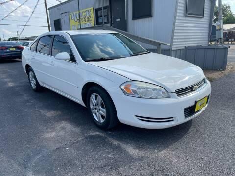 2007 Chevrolet Impala for sale at Rock Motors LLC in Victoria TX