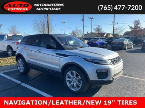 2016 Land Rover Range Rover Evoque for sale at Auto Express in Lafayette IN
