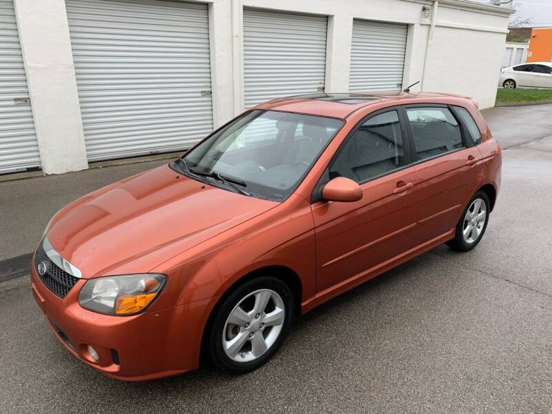 2008 Kia Spectra for sale at Abe's Auto LLC in Lexington KY